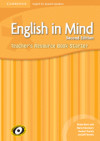 English In Mind For Spanish Speakers Starter Level Teacher's Resource Book With Audio Cds (3)