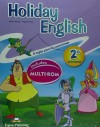 Holiday English 2º Primaria, Pupil's Book