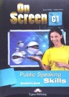 On Screen C1. Public Speaking Skills Student's Book
