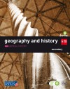 Geography And History. 2 Secondary. Savia