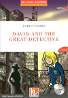 David And The Great Detective (+ Cd).(lev.1)