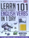 Learn 101 English Verbs In 1 Day . With The Learnbots
