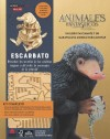 Incredibuilds Animales Fantásticos Y Dónde Encontrarlos: Escarbato 3d