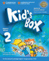 Kid's Box Level 2. Pupil's Book With My Home Booklet Updated English For Spanish Speakers