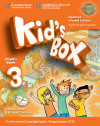 Kid's Box Level 3. Pupil's Book Updated English For Spanish Speakers