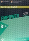 Cambridge English Empower. Workbook + Downloadable Audio (b1+)