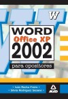 Microsoft Word 2002 (office Xp) Para Opositores