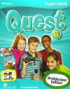 Quest 6 Pupil´s Book Andalusian Edition
