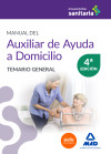 Manual Del Auxiliar De Ayuda A Domicilio. Temario General