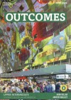Outcomes Upper Intermediate Second Edition Student's Book And Workbook Combo B With Class Dvd And Audio Cd
