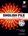 New English File Elementary. Student's Book And Workbook Without Answer Key Multi-rom