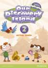 Our Discovery Island 2 Active Teach