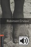 Oxford Bookworms Library 2. Robinson Crusoe Mp3 Pack