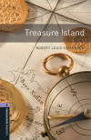 Oxford Bookworms Library 4. Treasure Island Mp3 Pack