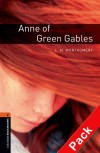 Oxford Bookworms Stage 2: Anne Of Green Gables Cd Pack Ed 08