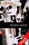 Oxford Bookworms Stage 2: Voodoo Island Cd Pack Ed 08
