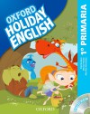 Oxford Holiday English, 1º Primaria