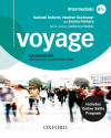 Voyage Intermediate B1+. Coursebook With Dvd And Oxford Online Skills