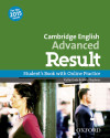 Cambridge English Advanced. Result Student's Book With Online Practice 2015 Edition