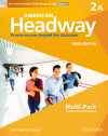 American Headway 2. Multipack A 3rd Edition