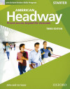 American Headway Starter. Student's Book Pack 3rd Edition