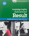 Cambridge English Advanced. Result Workbook Witht Key + Cd-rom 2015 Edition