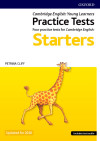 Cambridge Young Learners English Tests: Starters (revised 2018 Edition)