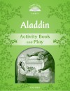Classic Tales 3. Aladdin. Activity Book 2nd Edition