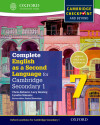 Complete English As A Second Language For Cambridge Secondary 1. Student's Book 7