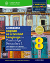 Complete English As A Second Language For Cambridge Secondary 1. Student's Book 8