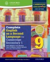 Complete English As A Second Language For Cambridge Secondary 1. Student's Book 9
