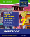 Complete English As A Second Language For Cambridge Secondary 1. Workbook 7