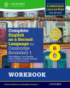 Complete English As A Second Language For Cambridge Secondary 1. Workbook 8
