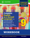 Complete English As A Second Language For Cambridge Secondary 1. Workbook 9