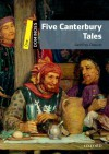 Dominoes Level 1: Five Canterbury Tales Multi-rom Pack Ed10