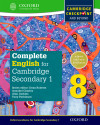 English For Cambridge Checkpoint Student's Book 8