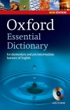 Essential Dictionary 2nd Edition Dictionary And Cd-rom Pack