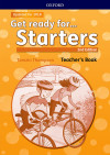 Get Ready For Starters. Teacher's Book 2nd Edititon
