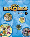 Great Explorers 1. Class Book Pack