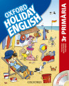 Holiday English 3.º Primaria. Pack (catalán) 3rd Edition