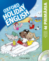 Holiday English 4.º Primaria. Pack (catalán) 3rd Edition
