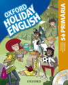 Holiday English 5.º Primaria. Pack (catalán) 3rd Edition