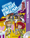 Holiday English 6.º Primaria. Pack (catalán) 3rd Edition