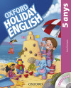 Holiday English Pre-primary. Student's Pack Catalan