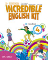 Incredible English Kit 3rd Edition 4. Class Book