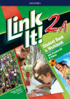 Link It! 2. Student's Book Split Edition A