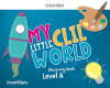 My Little Clil World. Level A. Discovery Book. Inventions