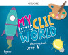 My Little Clil World. Level A. Discovery Book. Space