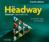 New Headway 4th Edition Advanced. Class Cd