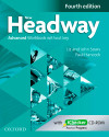 New Headway 4th Edition Advanced. Workbook Without Key